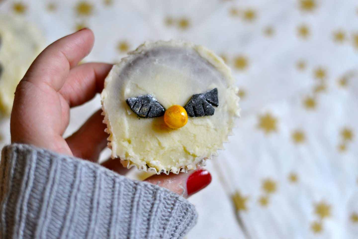 Harry Potter Cupcake – How To