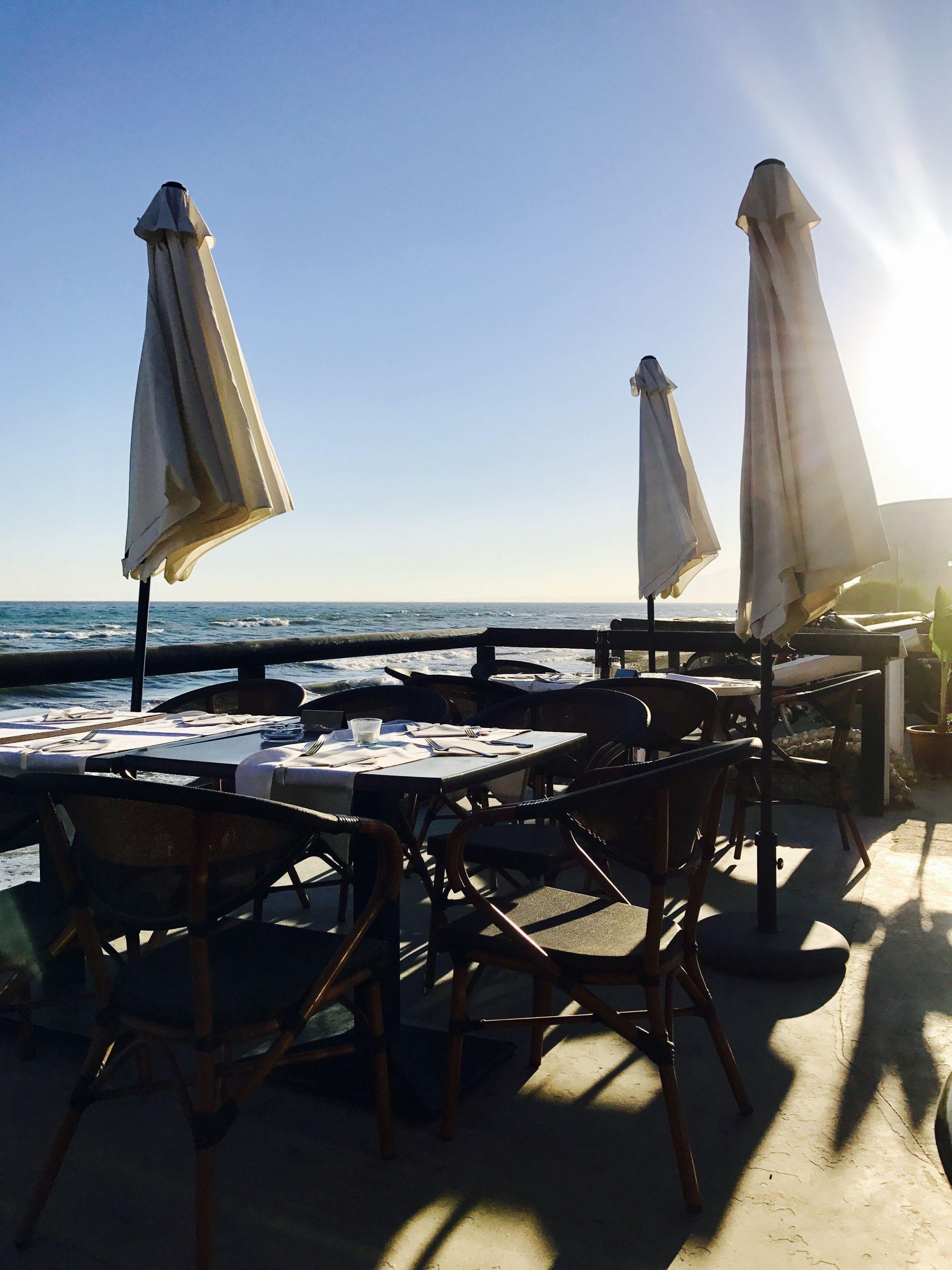 Spanish Travel Diary – Dinner at Simbads