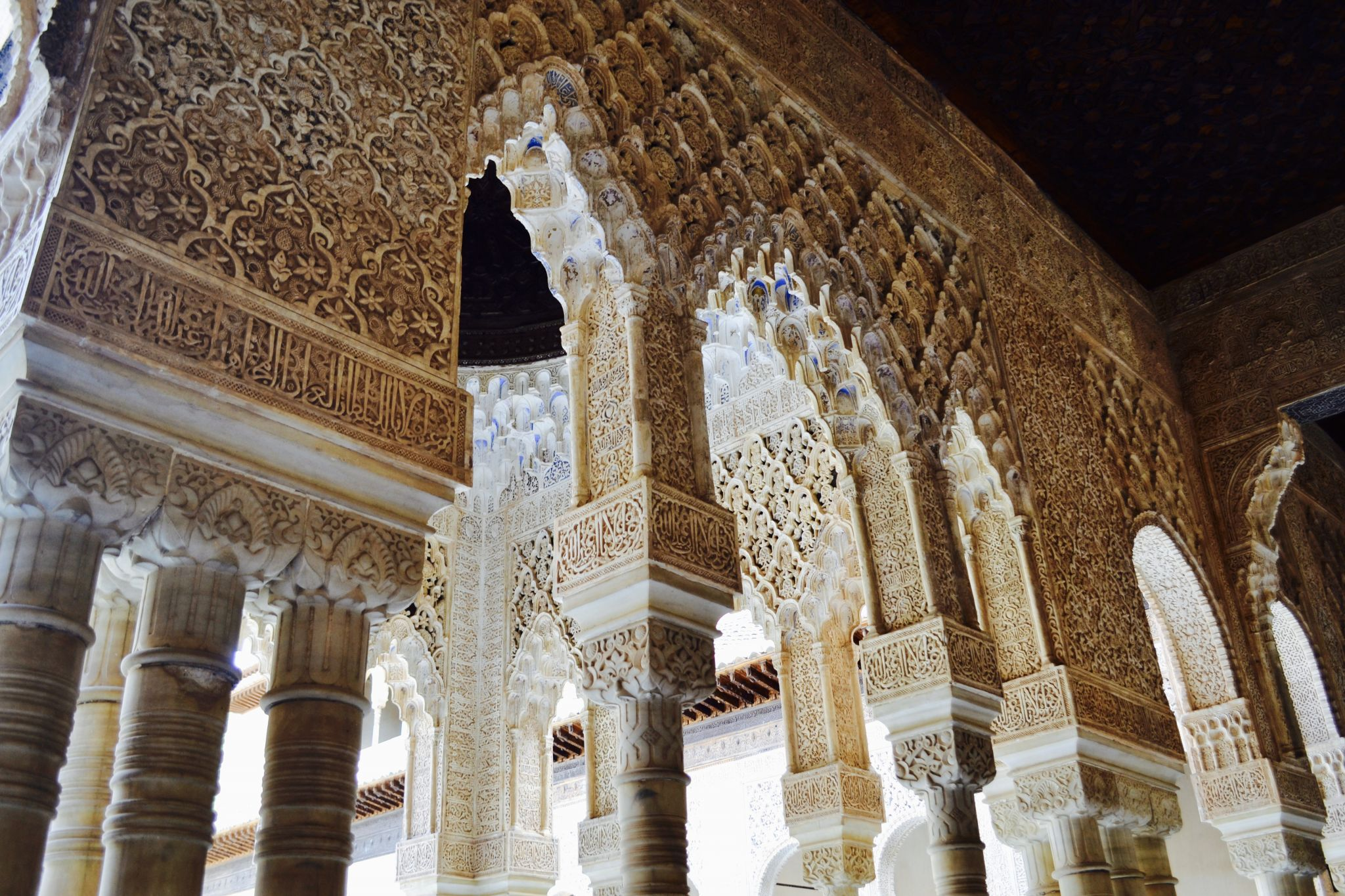 Spanish Travel Diary – Alhambra & A Delicious Meal