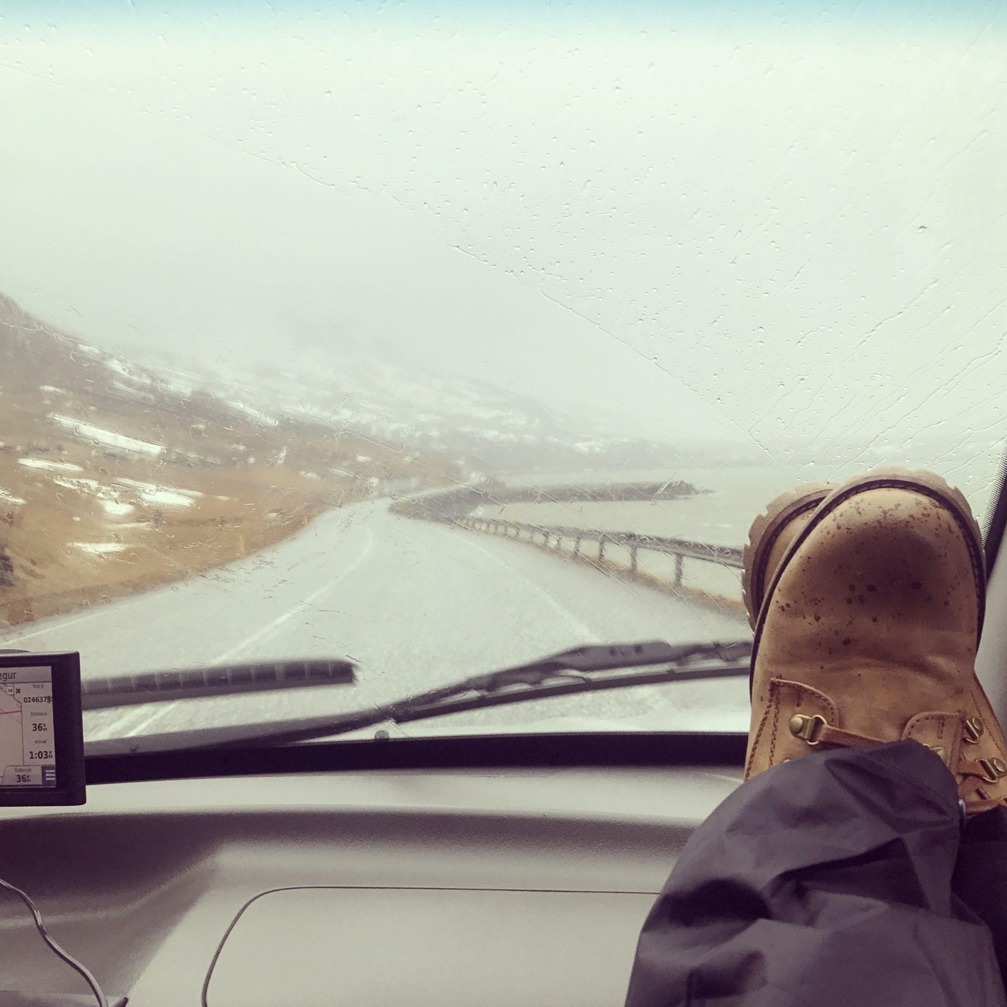 Iceland Diary – 3 – Pvengillar National Park & No Snorkel Sunday…
