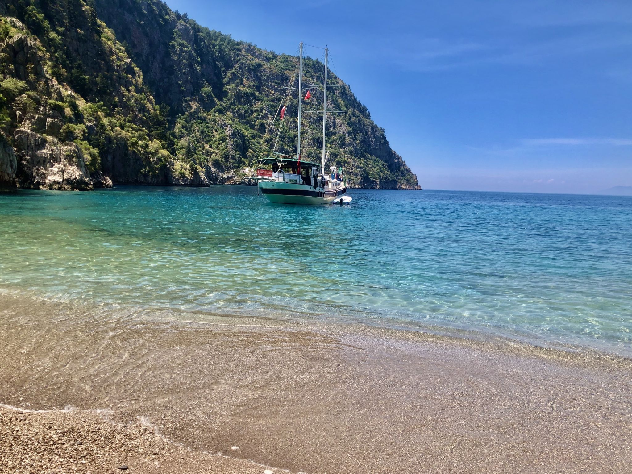 Travel Diaries: Butterfly Valley